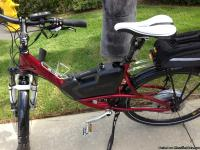 I bought this electric bike early August 2012 and ride