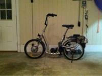 Electric bike needs new batteries those will be 50