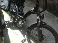I have a hardly utilized Electric Bike for sale with
