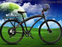 Offering a wide selection of E-Bike models in a range