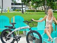 We are the Treasure Coast's First Electric Bike Shop!