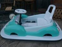 Electric Bumper Cars 55.00 or 2 for a 100! The