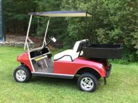 Electric club car golf cart! Ready to go! Great for use