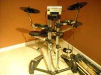 I have a set of Roland electric drums they are two