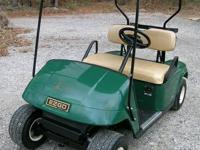 Wanted running or non running electric EZGO golf carts