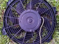 "I have two 14"" and one 16"" fans for sale oldest one is"