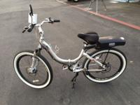 BIKE #1 Prodeco Genesis 500 Electric Folding Mountain
