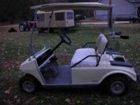 1995 Electric Club Car Golf Cart All NEW batteries with