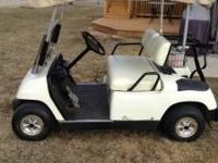 1996 Yamaha Electric Golf Cart, G-19 Model. 48 volt