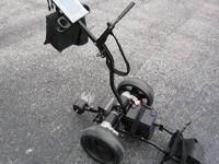 For sale is an electronic golf trolley, very popular in