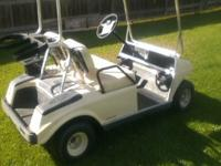 We have a used 48 volt Club Car great for getting