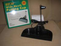 Electric Golf Putting Cup w/ Automatic Ball Return -