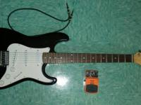 I am selling my Austin electric guitar, this guitar is