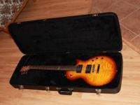 got this guitar about 3 years ago. very good condition,