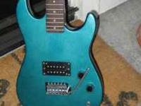 Memphis brand Electric Guitar..70's model..see pics for