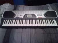 I have a decent little keyboard here for sale. This is