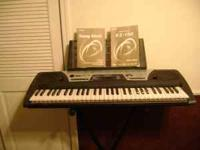 Moving Sale. YAMAHA EZ150& PSR175 included 1 stand, 1