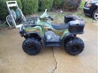This is a great little electric four wheeler. Price