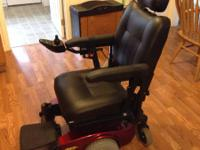 Pronto movement chair. My father-in-law bought this