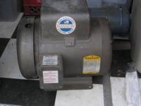 I have a few electric motors for sale, one is a 5hp