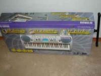 New electric piano with stand ask $220 call  Location: