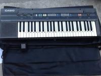 CASIO UPRIGHT ELECTRIC PIANO, MULTI-PROGRAM, EASY TO