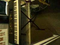 Nice, portable and inexpensive piano. It is a little