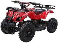 The Sonora electric ATV from Go-Bowen is built tough as
