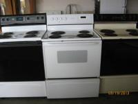 Electric Ranges For Sale  Roper Electric Range Self