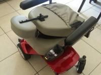 The Jazzy Select Elite Power Chair delivers a reliable