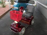 Propel 300 Electric scooter, with charger. It have