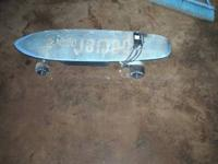 Electric skate board. Missing trigger remote. $50. Need