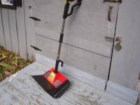 THIS IS A ELECTRIC SNOW SHOVEL FOR DECKS AND SM