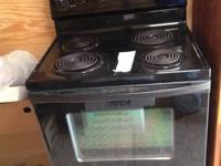 Need to get rid of a extra stove. In great condition,