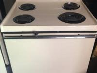 Electric stoves for sale. Numerous to select from. My