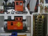 G scale LGB train set very nice set w/ box $125.00