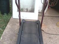 Body by Jake EZ-Fold Soft Walk Treadmill Electric