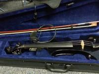Brand New!!   Electric Violin 5-String  Includes Bow,