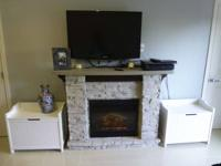 Dimplex - Featherston Electric Fireplace   I bought