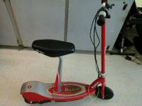 Details about this item:  razor electric scooter with