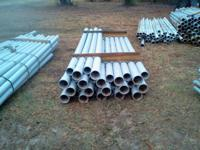 PVC pipe ALL STICKS ARE 10ft & & SCHEDULE 40 & BELL END