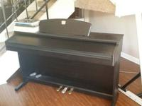 A very good condition electrical piano. Every key works