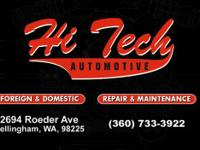 Hi-Tech Automotive http://hitechautowa.com/.  Keeping