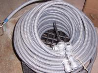 I have 230' of 12/2 pvc coated mc cable which is rated