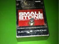This is a vintage pedal. Been with me for years and on