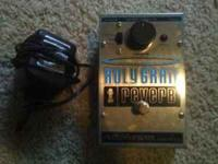 I am selling my Electro-Harmonix Holy Grail Reverb