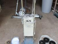 Electrolux epic series floor shampooer Model 1739