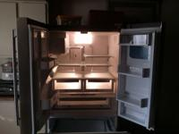 Counter-Depth French Door Refrigerator with IQ-Touch