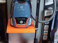 Our Electrolux Canister vacuum provides a deep clean
