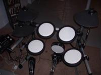 OSP dd-502 drum kit, everything is clean and in good